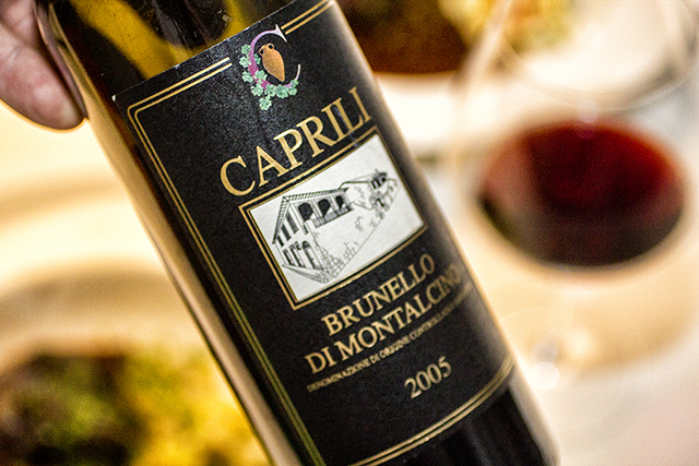 Caprilli Brunello 2005