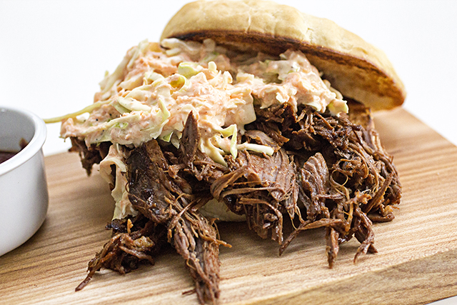 Pulled Duck 5